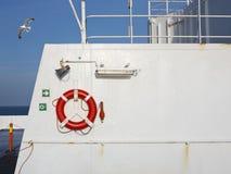 Stemming van veerboot Stock Foto's