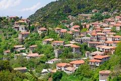 Stemnitsa, Grecia Imagen de archivo