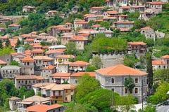 Stemnitsa, Grecia Fotos de archivo