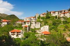 Stemnitsa, Grecia Imagenes de archivo