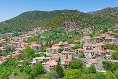 Stemnitsa, Grecia Fotos de archivo libres de regalías