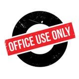 Stempel der Büronutzung nur Lizenzfreies Stockfoto