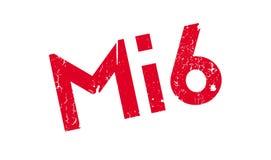 Stempel Mi6 Lizenzfreie Stockfotos
