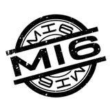 Stempel Mi6 Stockfotografie