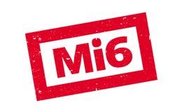 Stempel Mi6 Lizenzfreies Stockfoto