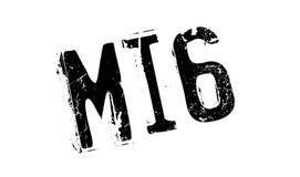 Stempel Mi6 Stockfotos