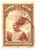 stempel pocztowy Obraz Royalty Free