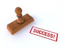 Stemplowy sukces Obraz Stock