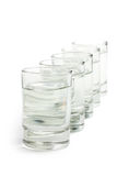 Stemware Royalty Free Stock Image