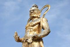Sten buddha royaltyfri bild