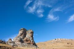 Sten colossus3 royaltyfria bilder