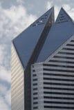 sten för byggnadschicago smurfit Arkivbild