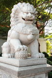 sten för porslinlionnanjing lättnad Royaltyfri Fotografi