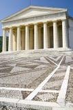 sten för 2 kolonner Fotografering för Bildbyråer