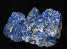 sten för lapislazuli Royaltyfri Foto