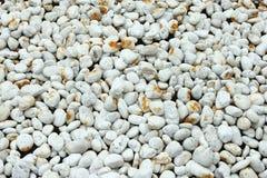 Sten med rostigt Arkivfoto