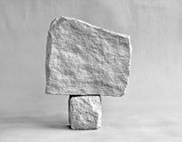 Sten på stenen royaltyfri foto