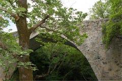Stena bron Royaltyfria Foton