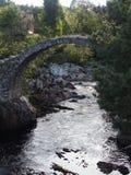 Stena bron Royaltyfria Bilder