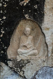 Stena carvings Arkivfoton