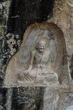 Stena carvings Royaltyfria Foton