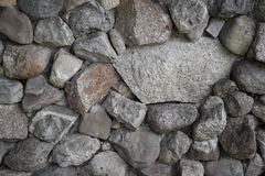 Stena eller vagga abstrakt texturbakgrund Royaltyfri Bild