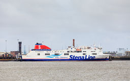 Stena Lagan Stock Images