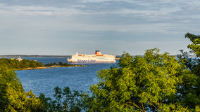 Stena Line ferry Stock Images