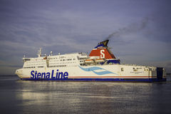 Stena Line Superfast ferry Stock Photo