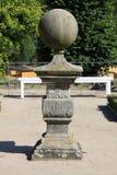 Stena sundialen Royaltyfria Bilder