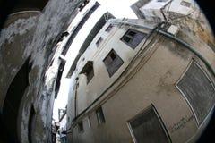 Stena townen, Zanzibar arkivfoto
