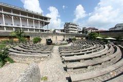 Stena townen, Zanzibar arkivfoton