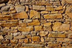 stena väggen Royaltyfria Bilder