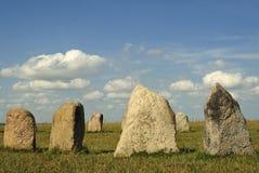 stenar öl Arkivbilder