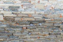 stenar den små stenen för abstrakt bakgrund texturväggen Royaltyfri Foto