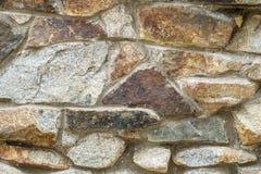 stenar den små stenen för abstrakt bakgrund texturväggen Fotografering för Bildbyråer