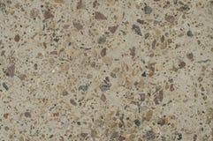 Stenar i cement som bakgrund Royaltyfria Foton