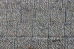 stenar och kiselstenar Royaltyfri Bild