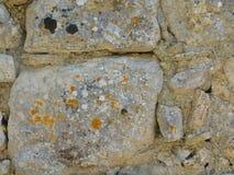 Stenar och vaggar utomhus Royaltyfri Foto