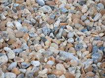 Stenar på strand Royaltyfria Bilder