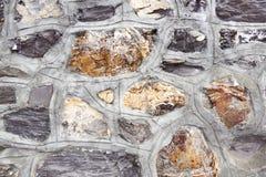 Stenar texturerar och bakgrund tät rocktextur upp Royaltyfri Foto