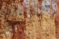 Stenar texturerar och bakgrund Vagga textur arkivfoton
