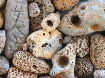 stenar vulkaniskt royaltyfri foto