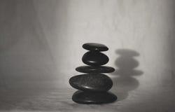 stenar zen Arkivbild