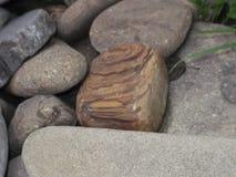 Stenarna som skapas av naturen arkivfoto