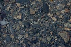 Stenarna textur Royaltyfri Bild