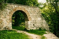 Stenbåge Arkivfoto