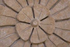 StenBas-Reliefblomma arkivfoto
