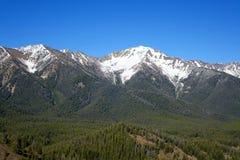 Stenblockberg - Idaho Arkivbild