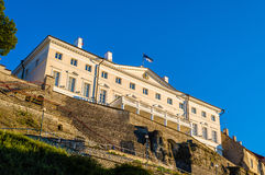 Stenbock House (Estonian government building) Royalty Free Stock Photo